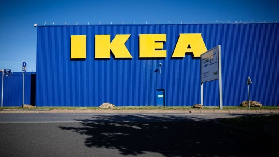 Ikea Verkauft Karte Mit Peinlichem Fehler Wirtschaft