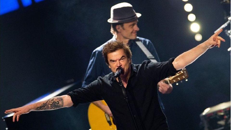 Tote-Hosen-Sänger Campino hat geheiratet