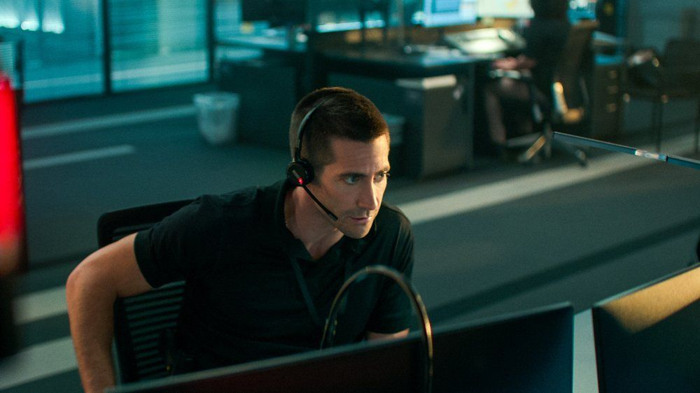 """""""The Guilty"""": Trailer zum Notruf-Thriller mit Jake Gyllenhaal"""