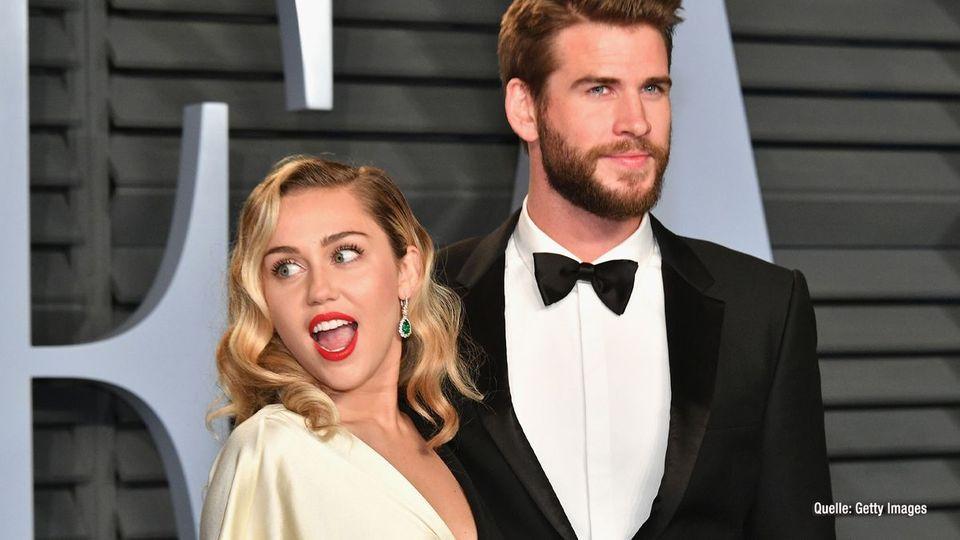 Miley Cyrus befeuert Gerüchteküche – ist die Sängerin schwanger?