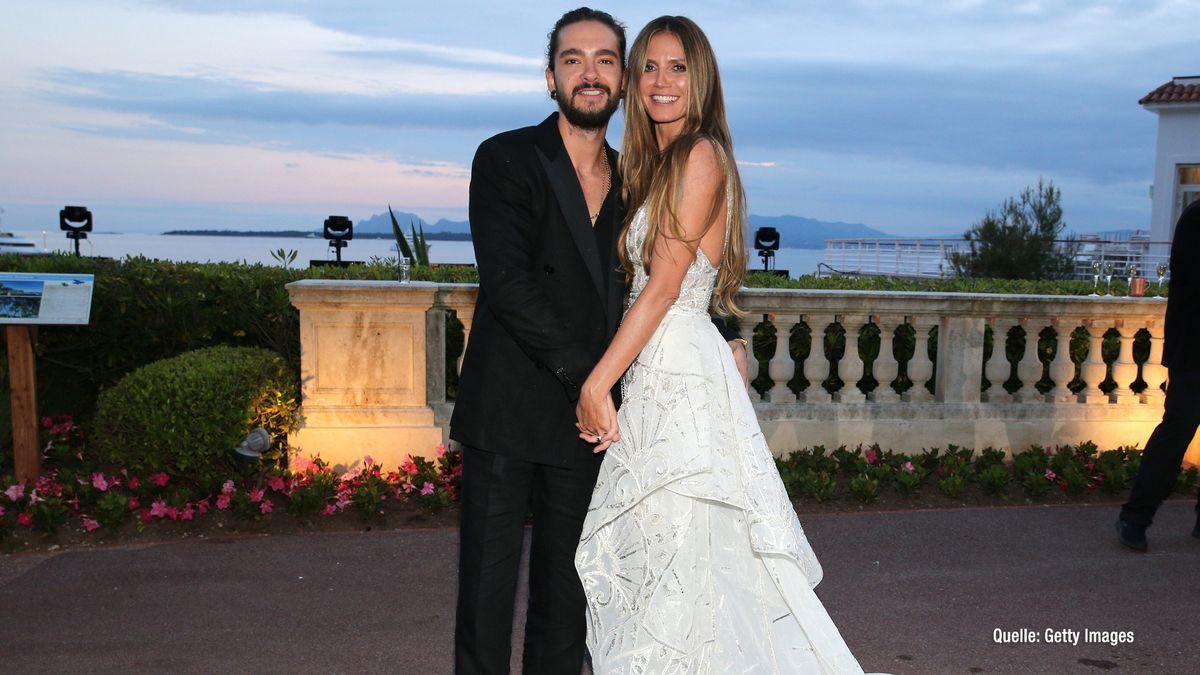 Heidi Klum & Tom: Sie heiraten auf einem Boot
