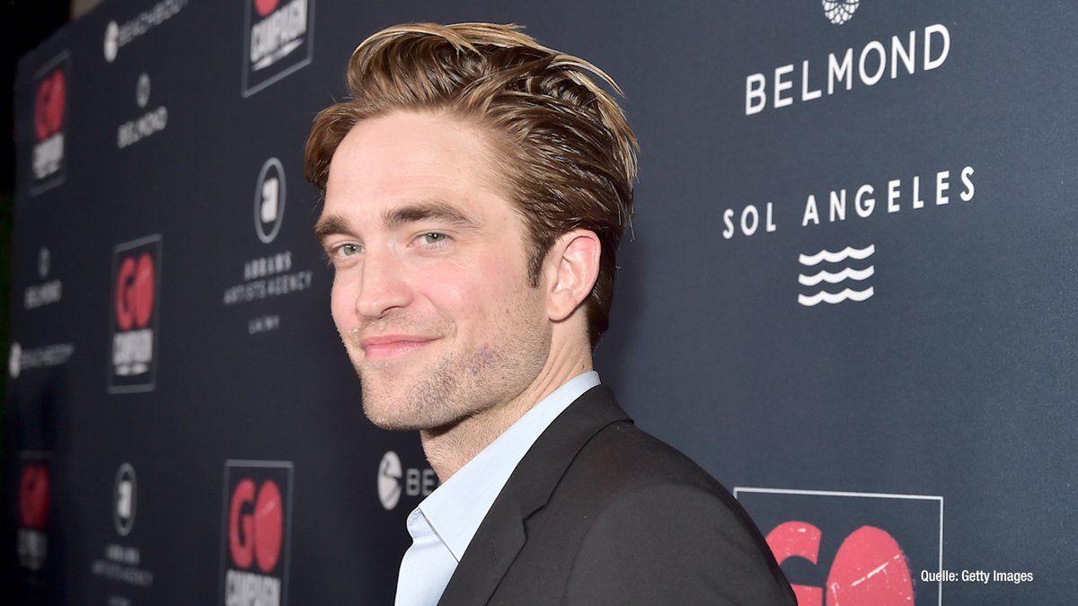 """Robert Pattinson denkt an """"Harry Potter""""-Zeit zurück"""