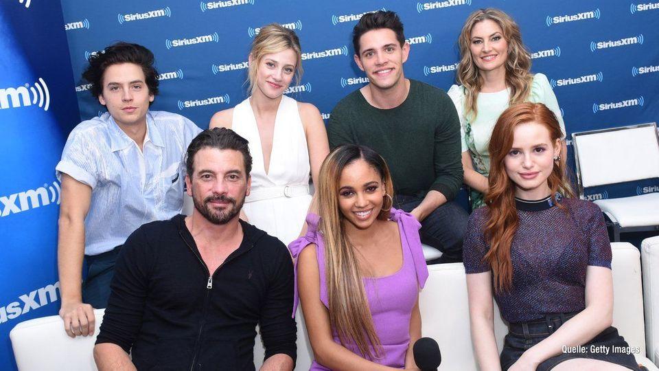 """""""Riverdale"""": Vier Stars des sexuellen Missbrauchs beschuldigt"""