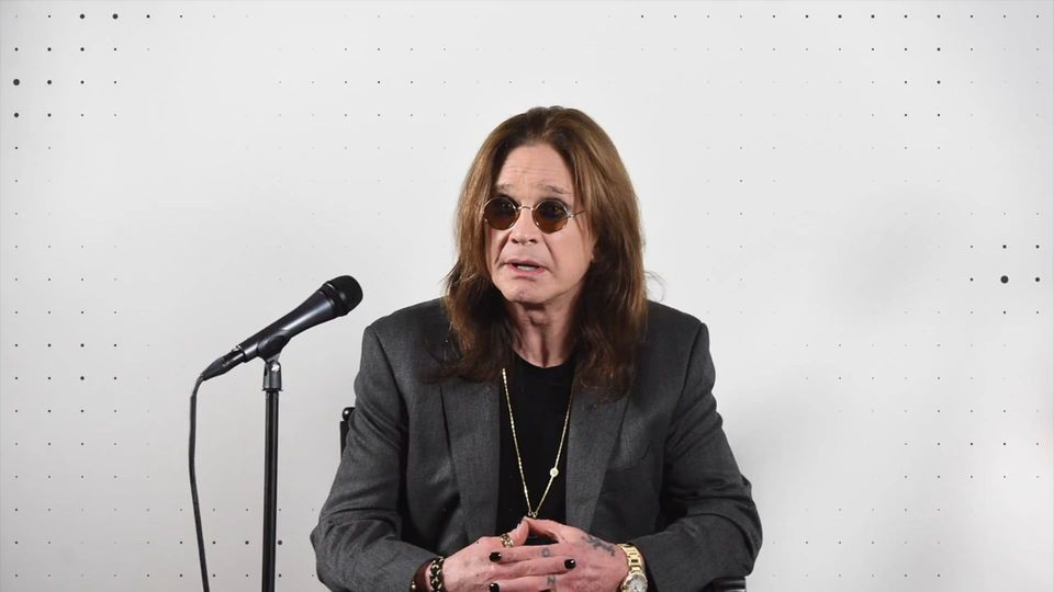Ozzy Osbourne offenbart: Er leidet an unheilbarer Krankheit