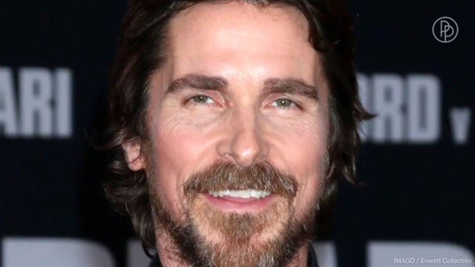 Christian Bale: So krass hat er sich bereits für Rollen verändert