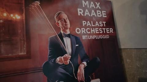 Sänger Max Raabe «unplugged» mit Popstars