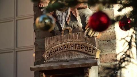 Weihnachtspost: Pakete rechtzeitig vor dem Fest abschicken