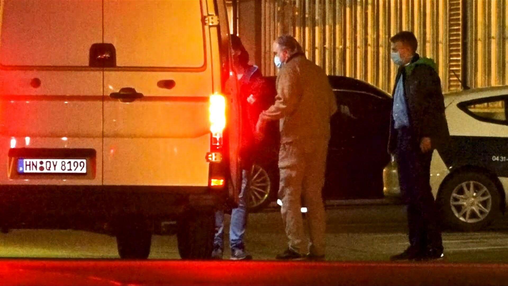 Briefbombe explodiert in Lidl-Verwaltung