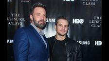 Ben Affleck: My friendship with Matt Damon has saved my mental health