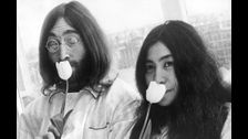 John Lennon thought accepting MBE in 1965 was 'hypocritical'
