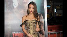 Alicia Vikander won't be 'pressured' into opening a social media account