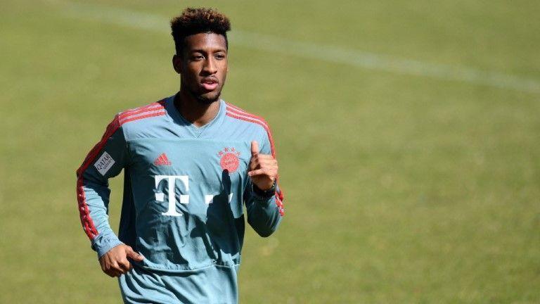Elf Tage nach Herz-OP: Coman zurück im Bayern-Training