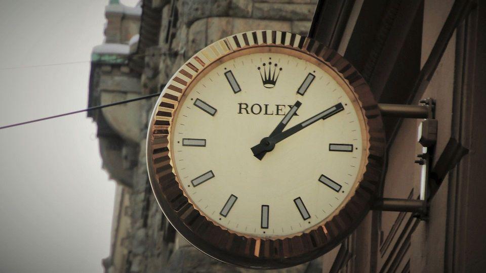 Ticken die Reichen noch richtig? Rolex-Uhren weltweit ausverkauft