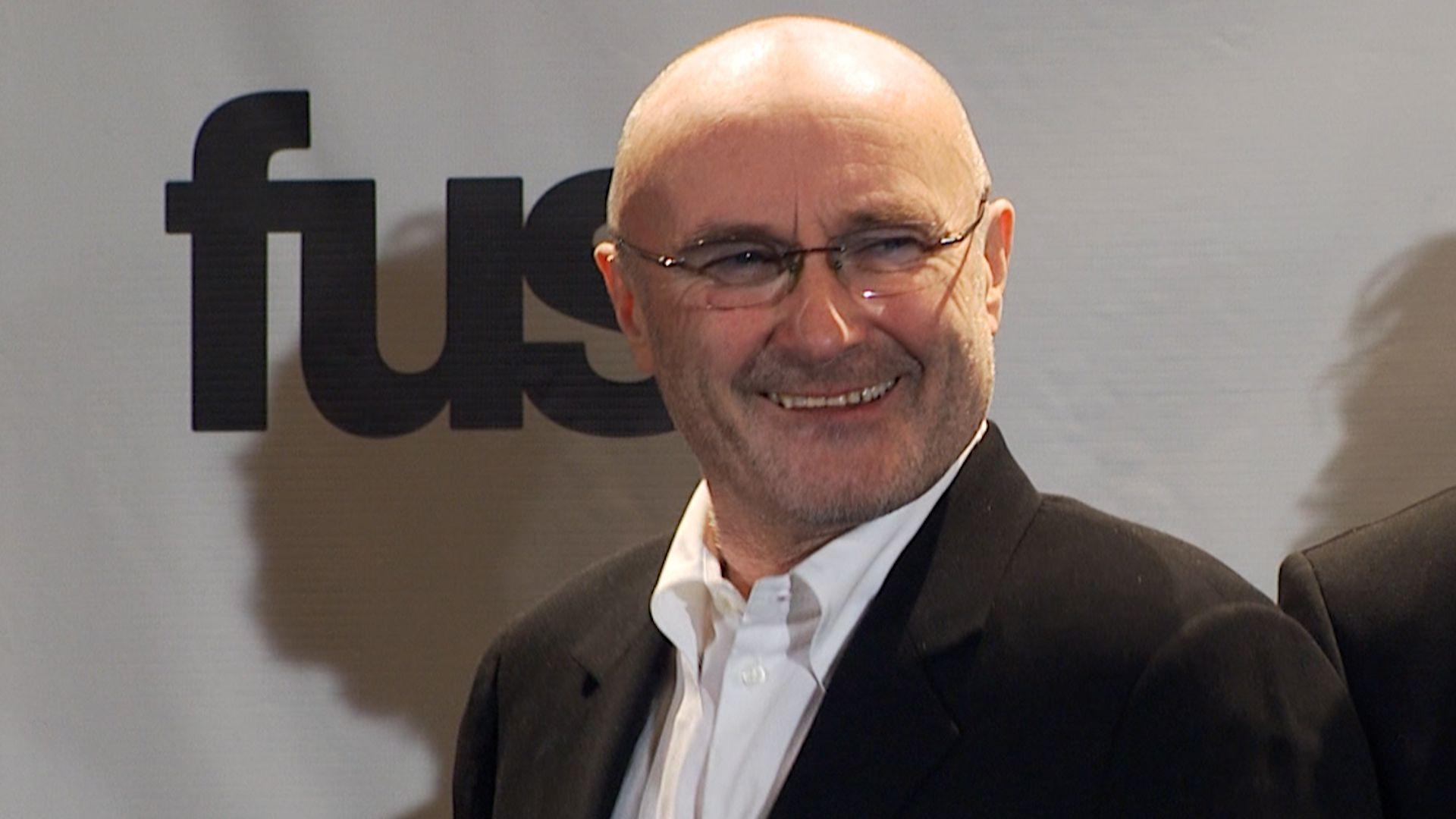 "Sorge um Phil Colins: ""Genesis""-Star gibt Gesundheitsupdate"