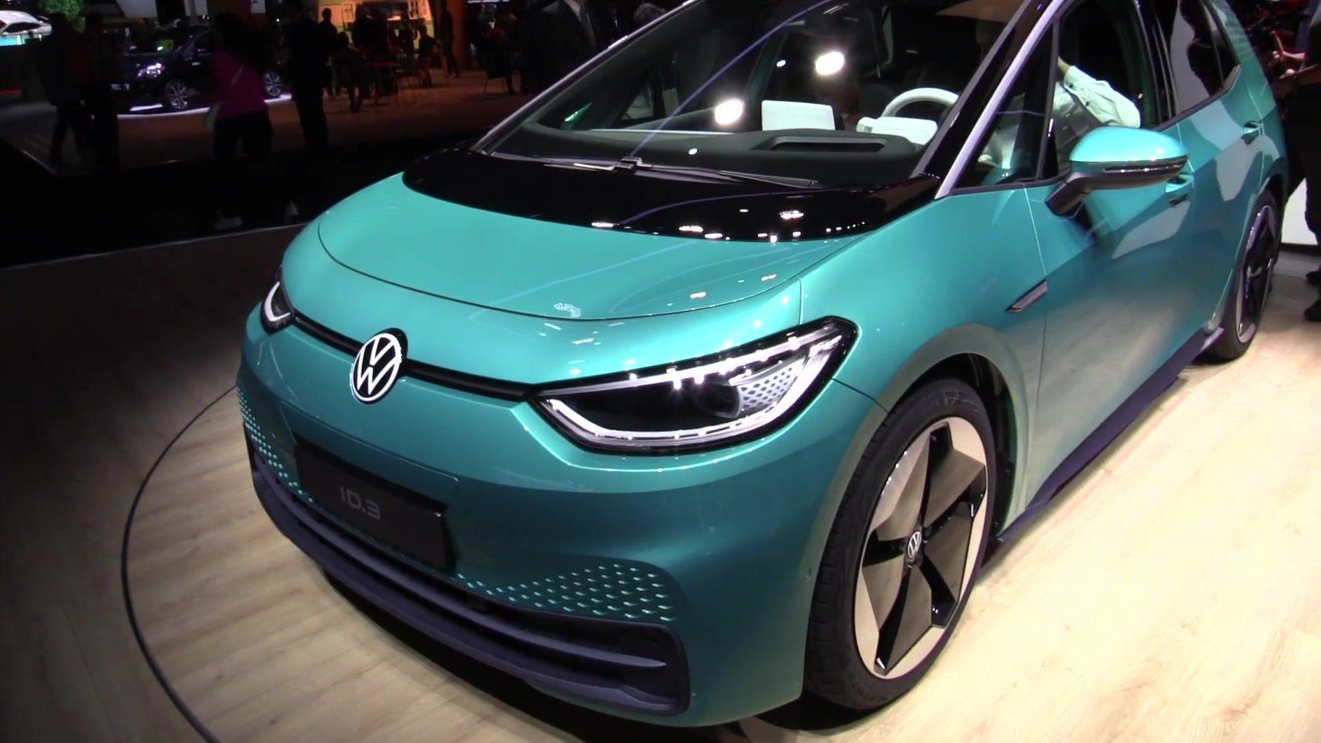 Volkswagen ID.3 macht mit eigenem Fahrgeräusch auf sich aufmerksam