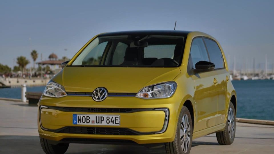 Volkswagen e-up! – The new electric VW small car