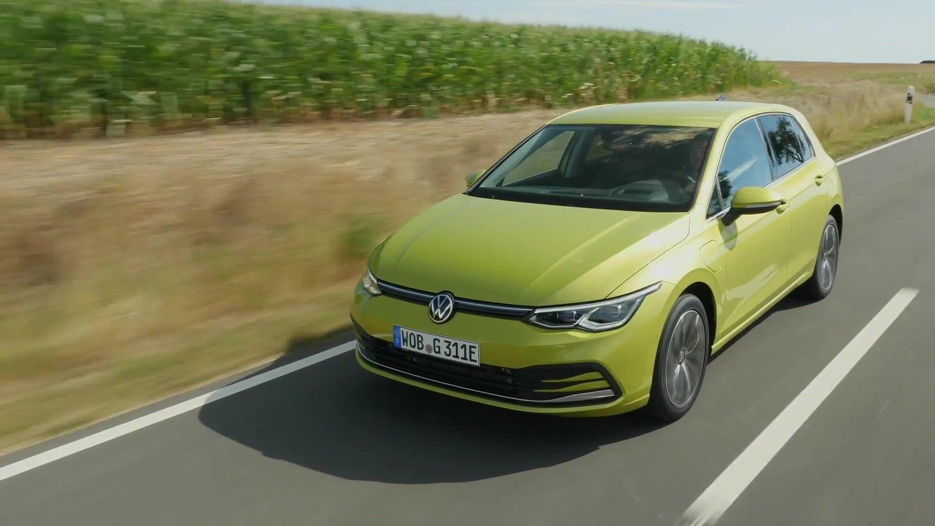 Der Volkswagen Golf – Zwei neue Plug-In-Hybridantriebe