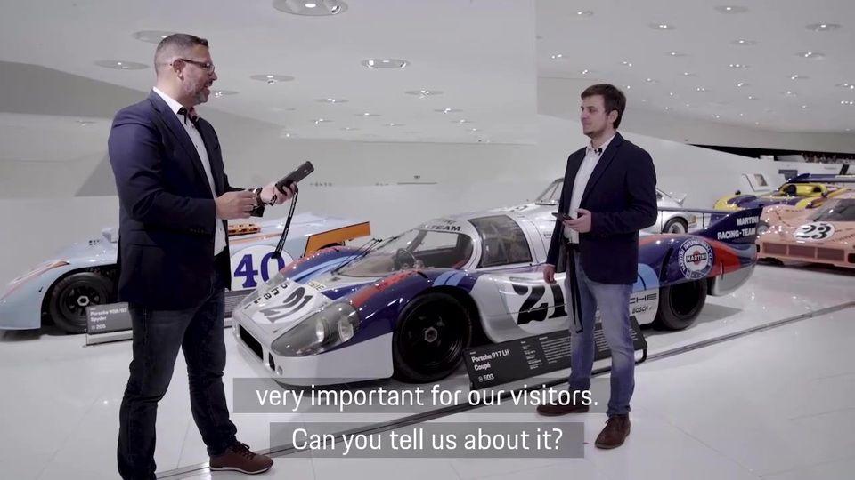 Das Porsche-Museum öffnet wieder ab dem 1. Juni