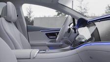 The new Mercedes-Benz EQE 350 Edition 1 Interior Design