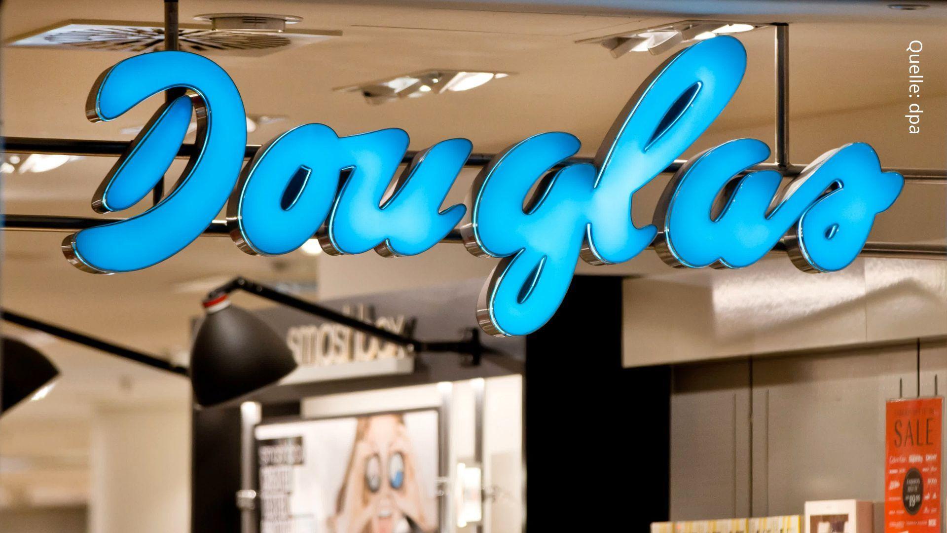 Douglas schließt Dutzende Filialen