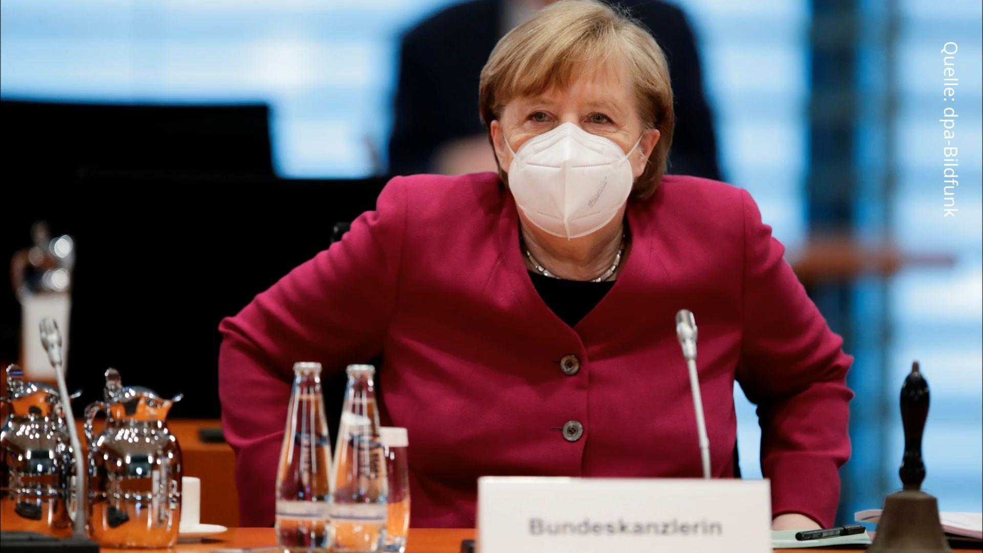 Corona-Gipfel entmachtet: Merkel plant an Gesetz – erste Inhalte schon durchgesickert
