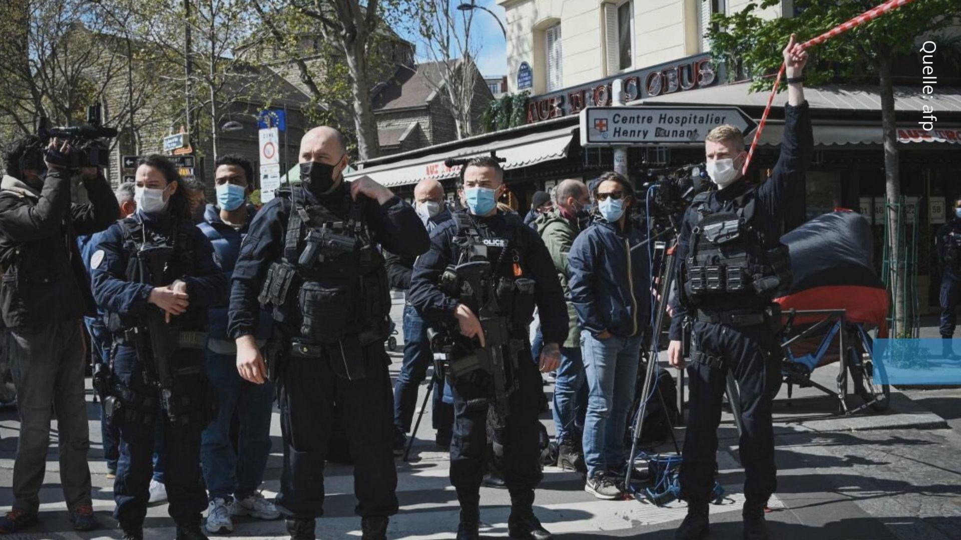 Schüsse in Paris: Feuerwehr bestätigt Todesfall – Schütze offenbar auf der Flucht