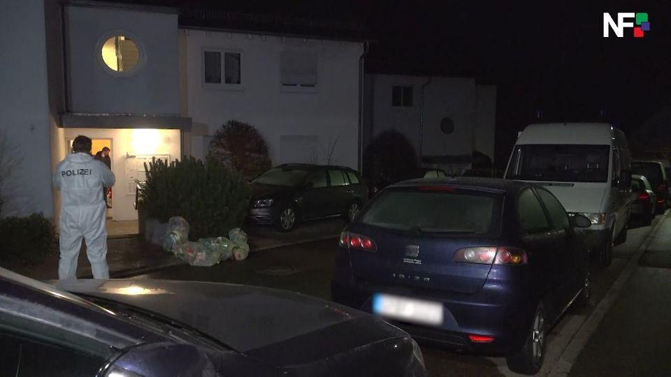 Ebersbach - Polizei setzt Schusswaffe ein - 38-Jährige schwer verletzt
