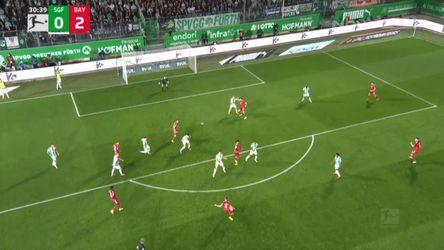 Γκρόιτερ Φιρτ - Μπάγερν Μονάχου: 0-2 με καταπληκτικό πλασέ του Κίμιχ
