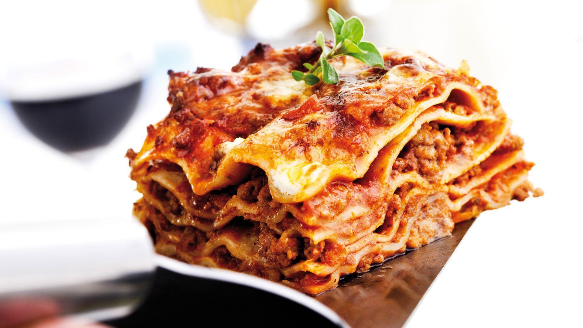 Express-Lasagne: Schnell und lecker Lasagne selbst gemacht