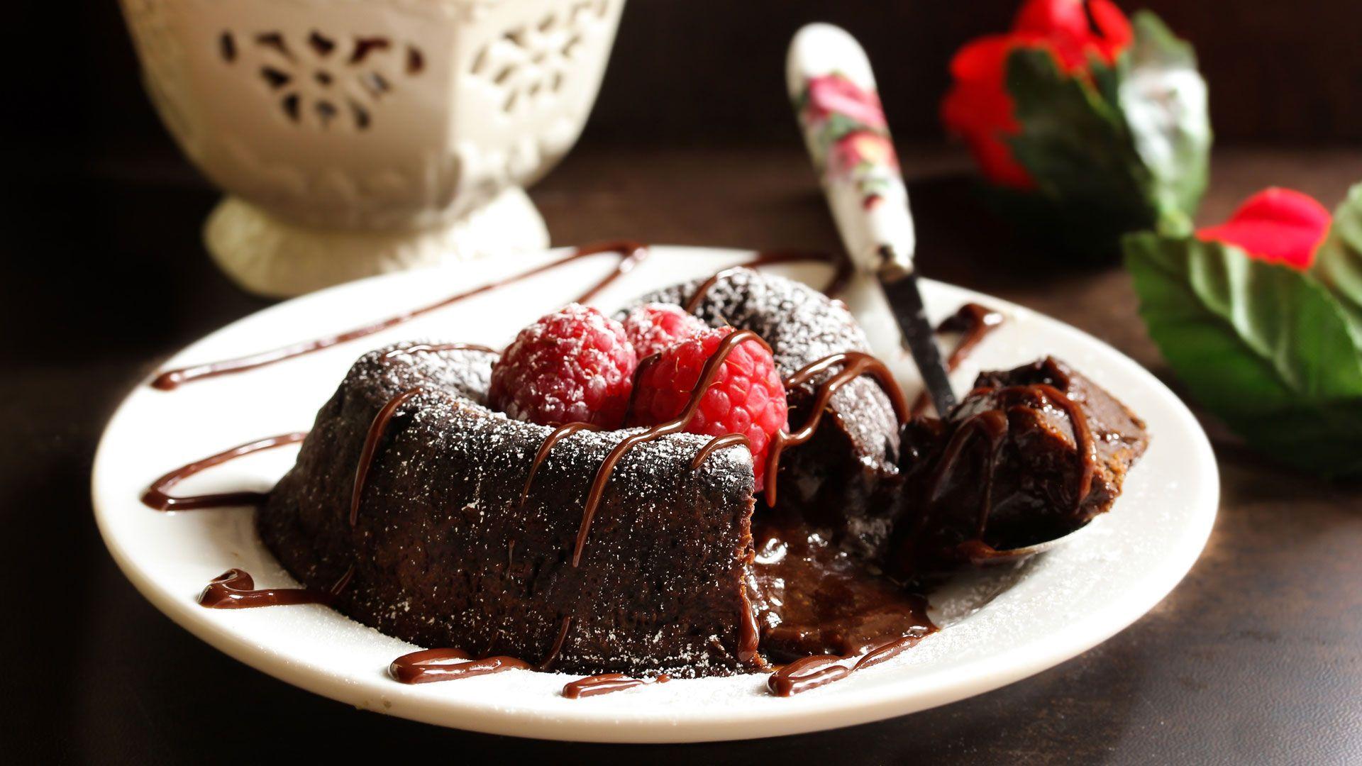 Lava Cake: Das ultimative Rezept für den leckersten Schokokuchen der Welt!