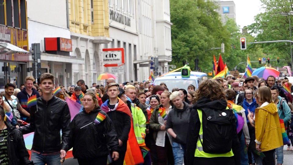 Start der CSD-Saison: Osnabrück feiert Comeback nach 14 Jahren