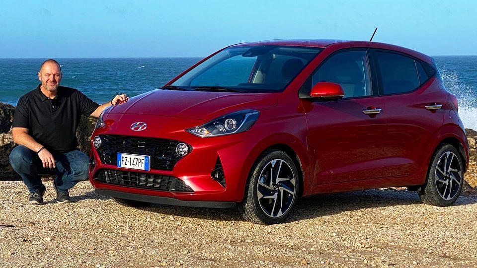 Hyundai i10 - Der neue Kleine im Test