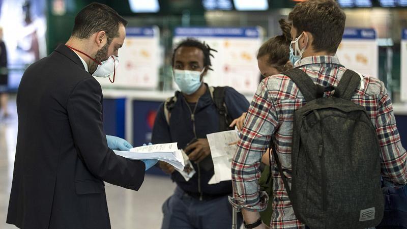 Coronavirus - Für 30 Tage: EU schließt Außengrenze
