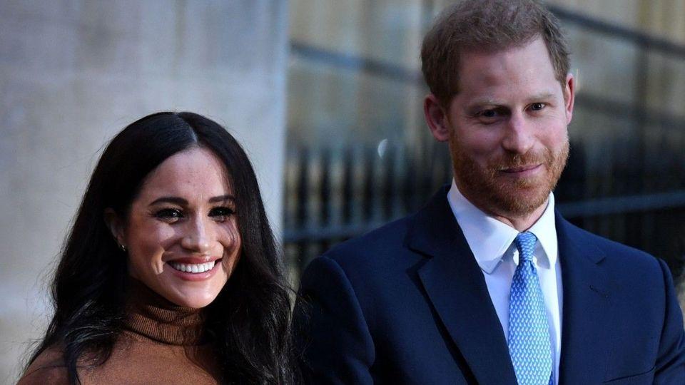Nach zwei Monaten Auszeit: Meghan und Harry melden sich zurück