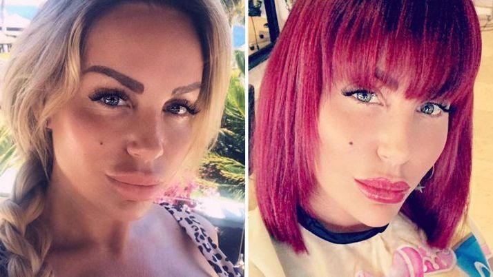 Kaum wiederzuerkennen: Gina-Lisa Lohfink sieht ganz verändert aus