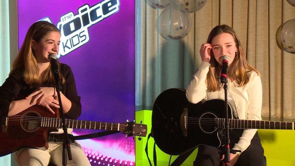 THE VOICE KIDS - Mimi & Josy: das Live-Konzert mit brandneuen Songs