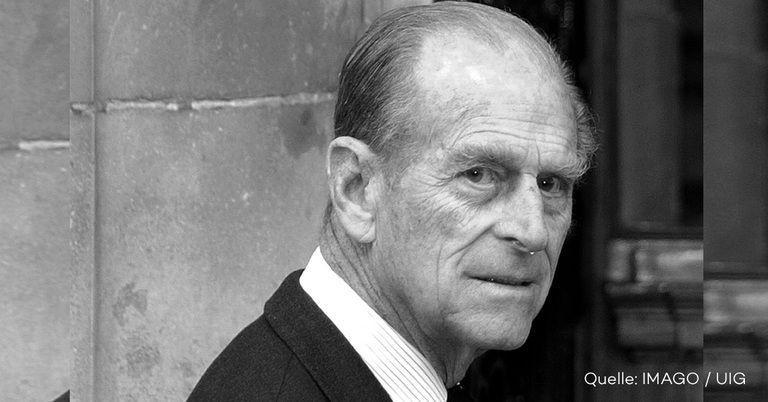 Kurz vor seinem 100. Geburtstag: Prinz Philip ist gestorben