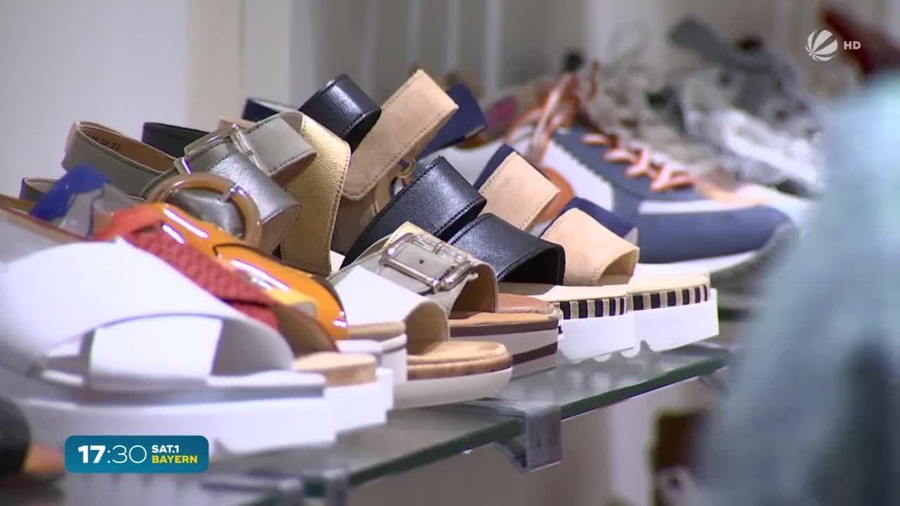 Klage erfolgreich: Bayerns Schuhgeschäfte öffnen