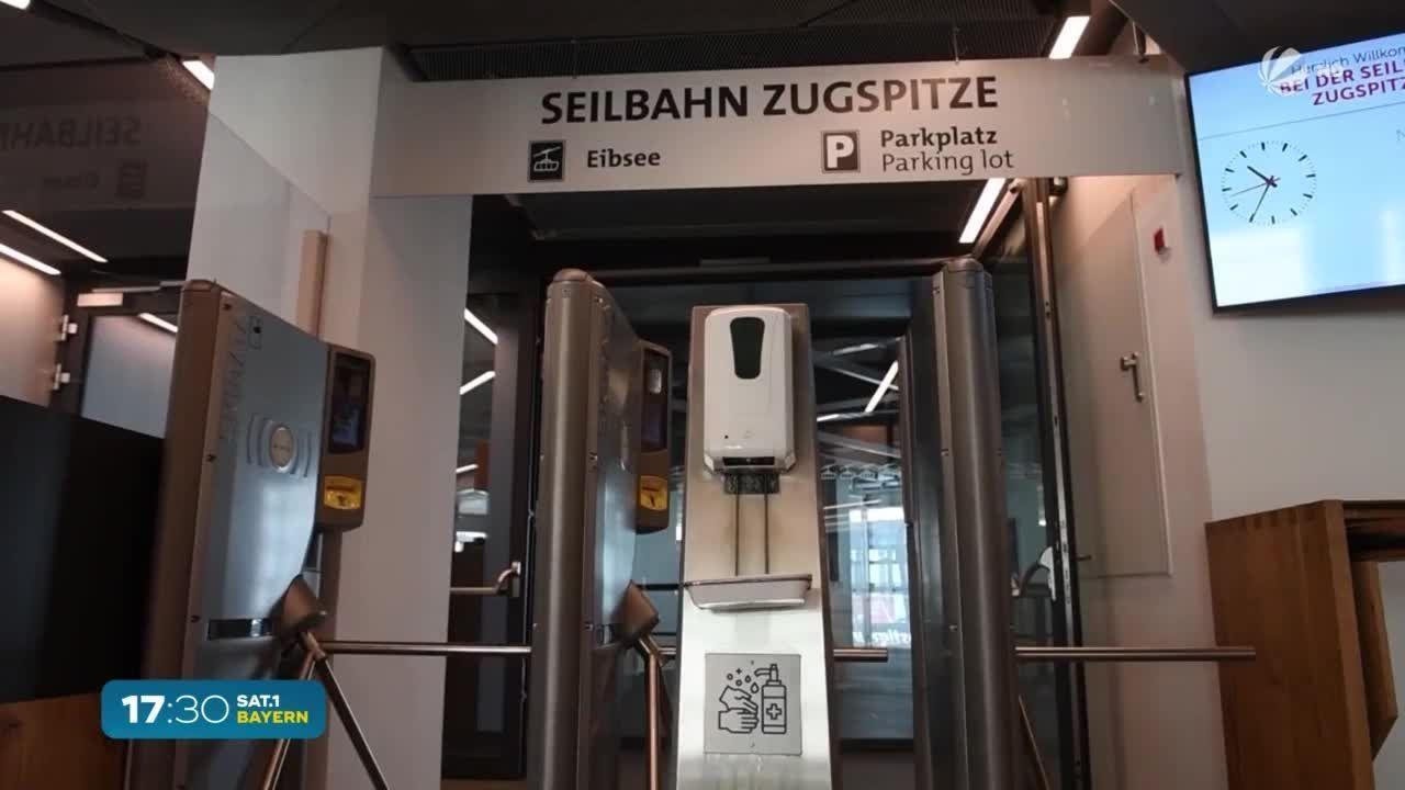 Bayerns Seilbahnen dürfen wieder fahren