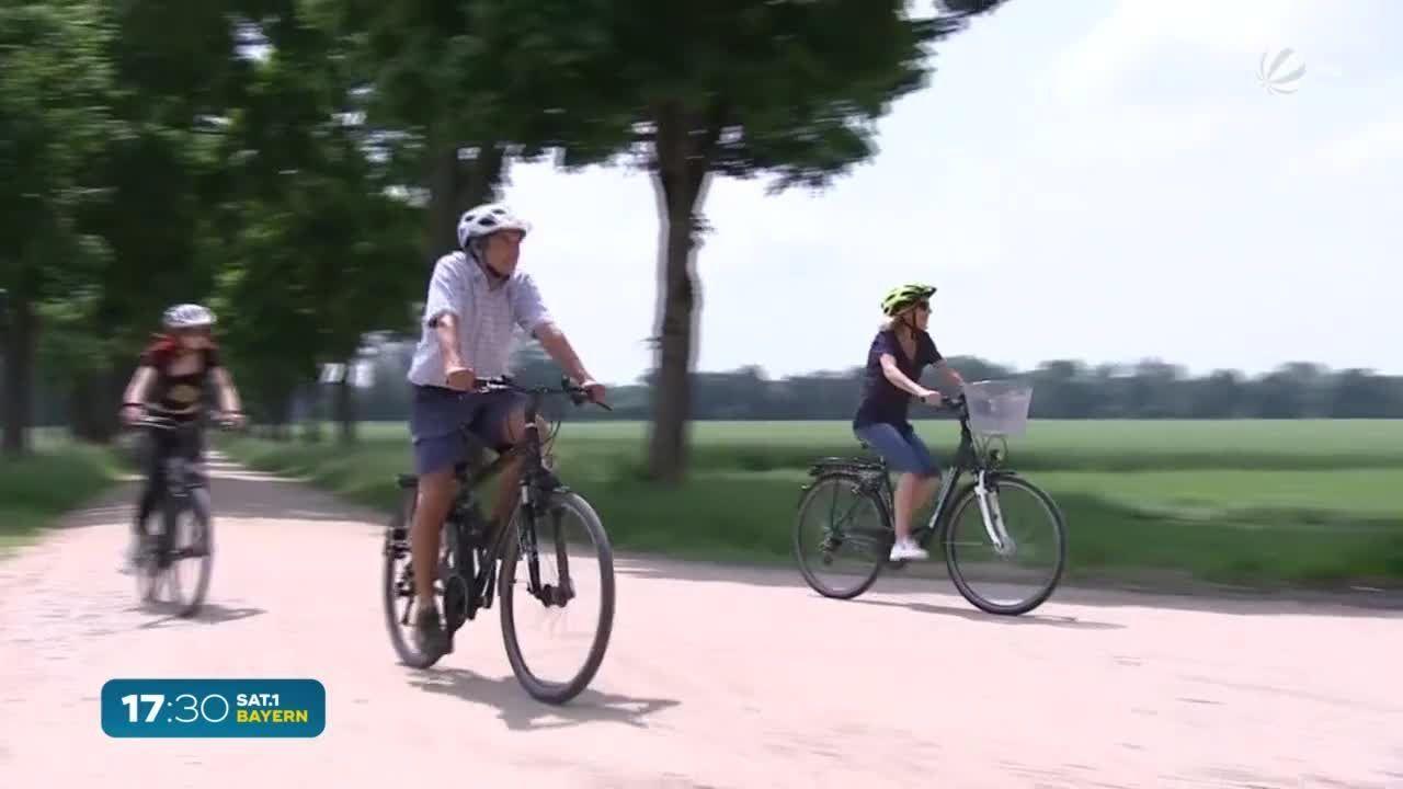 Mein Bayern erleben: Radtour durchs Donaumoos