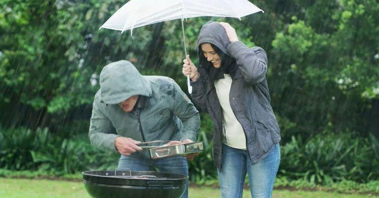 Wetterumschwung in Deutschland: Hier drohen Starkregen & Unwetter