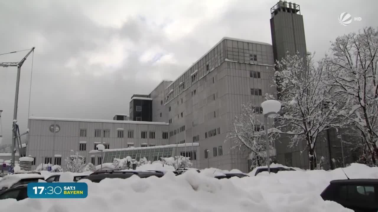 Klinikum Garmisch-Partenkirchen: Corona-Variante keine neue Mutation