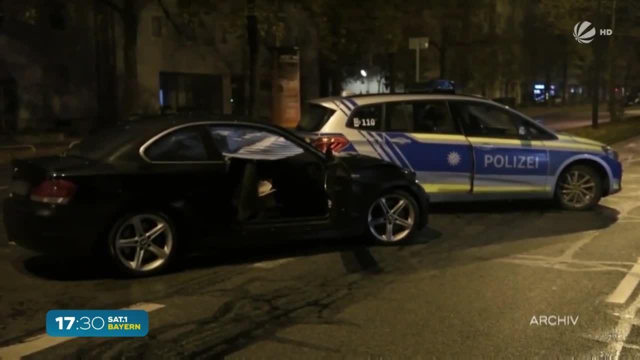 Münchner Raser-Prozess: Lebenslange Haft wegen Mordes